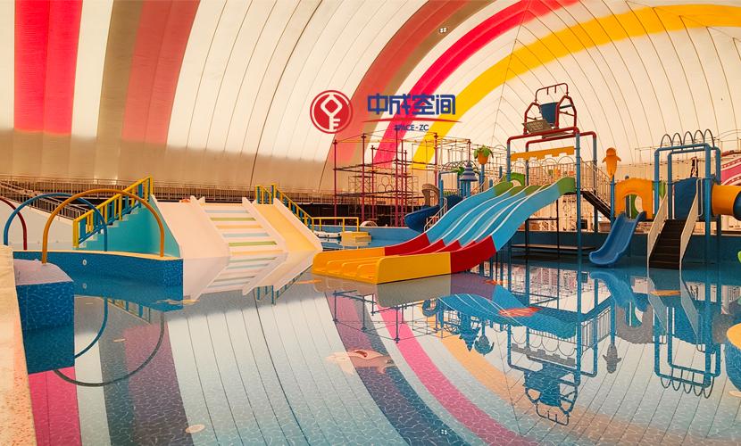 新疆儿童游乐园气膜