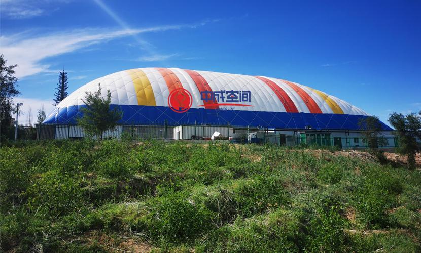 新疆迪乐尼儿童乐园气膜馆项目2