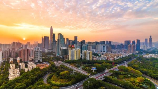 生日快乐 | 深圳特区成立40周年暨中成空间风雨同行20载