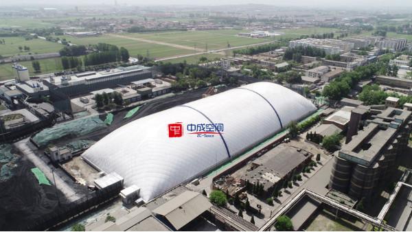 气膜体育馆建筑在北方地区应用的优势