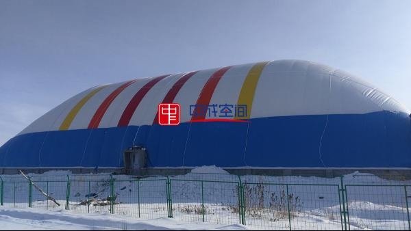 气膜滑雪场如何规划设计?中成空间为你答疑