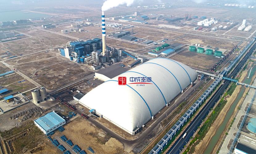 山东气膜煤场
