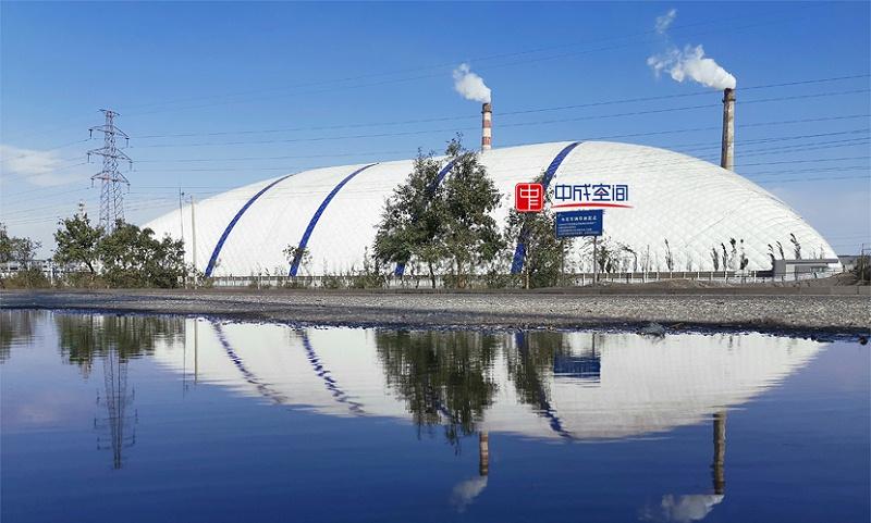 新疆环保环保气膜项目