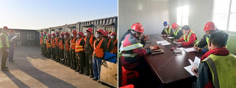 京玉发电煤场封闭项目