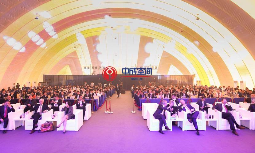 广东气膜展览馆宴会厅EPC项目1