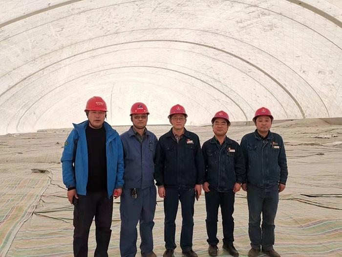 中成空间-龙钢项目技术团队