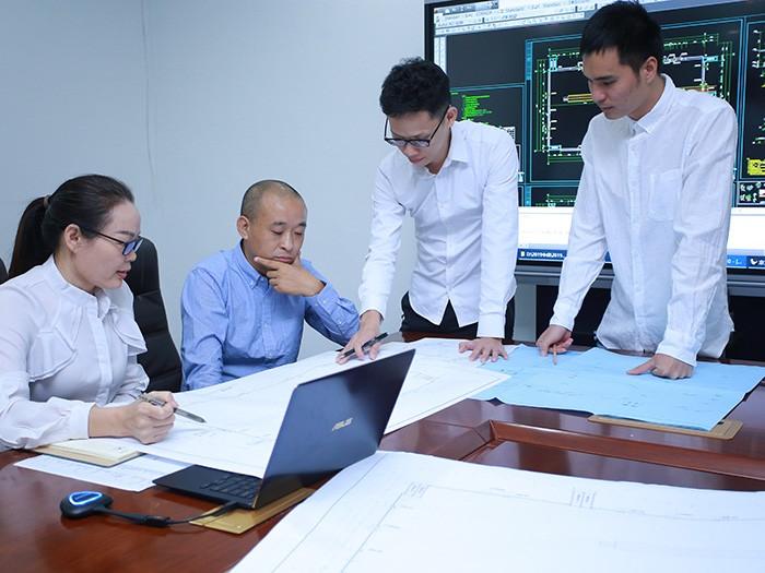 中成空间-技术研发团队