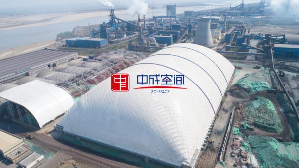 气膜结构建筑煤棚和钢结构建筑煤棚哪个好?