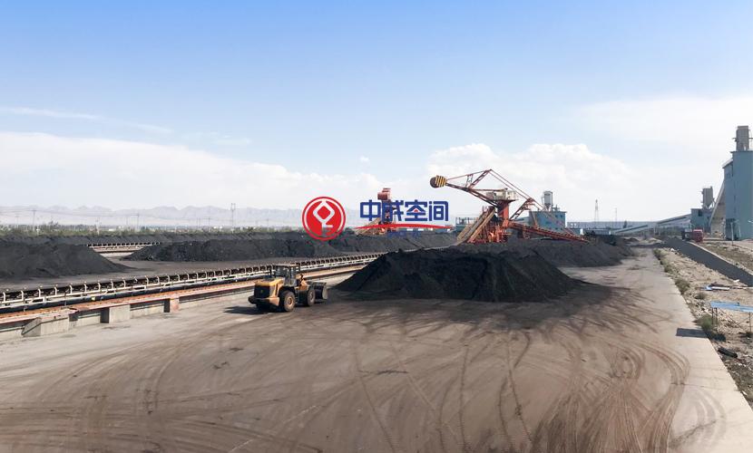 新疆众泰气膜煤场EPC总包项目3