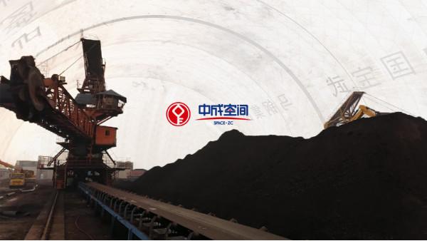 环保节能的全封闭气膜结构煤棚