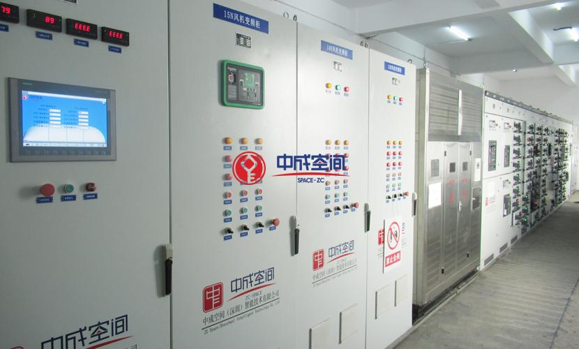 国家能源集团EPC神头第二发电厂数字化气膜4