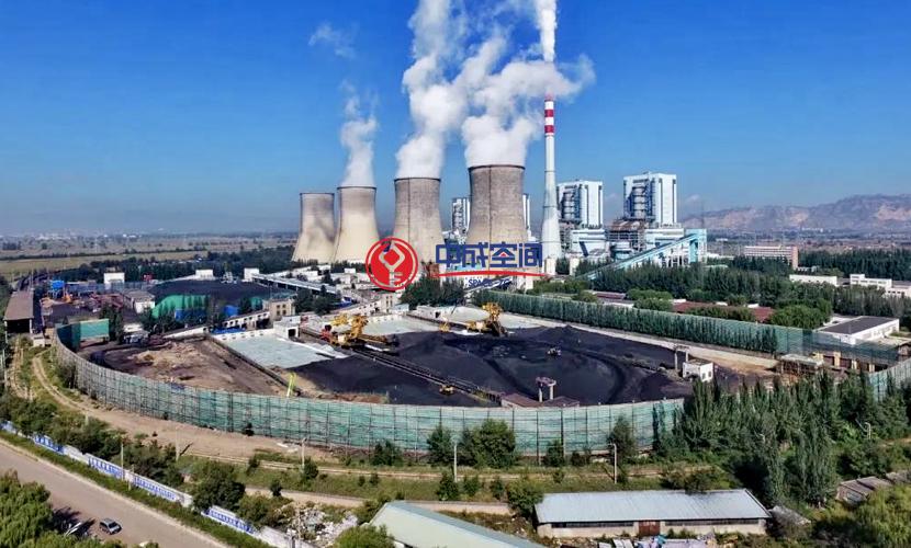 国家能源集团EPC神头第二发电厂数字化气膜5