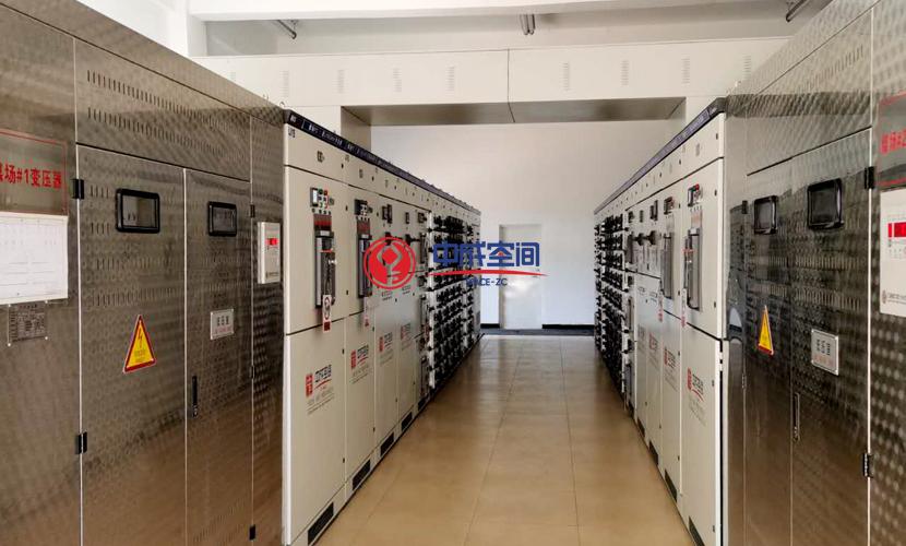 国家能源集团河曲电厂EPC气膜煤场封闭一期工程3