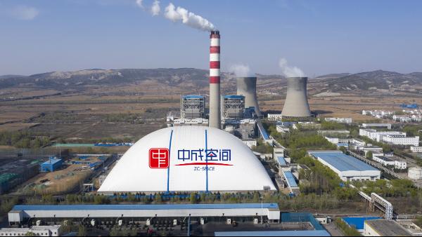 如何设计好气膜全封闭煤仓的通风呢?
